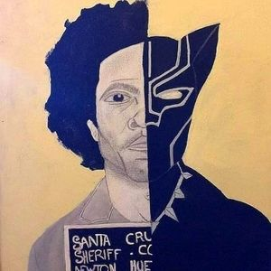 Black Panther Art Prints